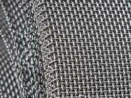 Сетка нержавеющая тканая 6*6*1,2 мм