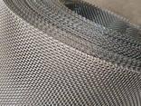 Сетка стальная тканная от 1 метра - фото 1
