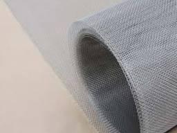 Сетка низкоуглеродистая стальная тканая, микро-сетка фильтр.