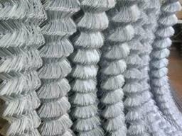 Сетка оцинкованная Раб 1,8мм 50 х 50 высота 1,5-2,0м рулоны