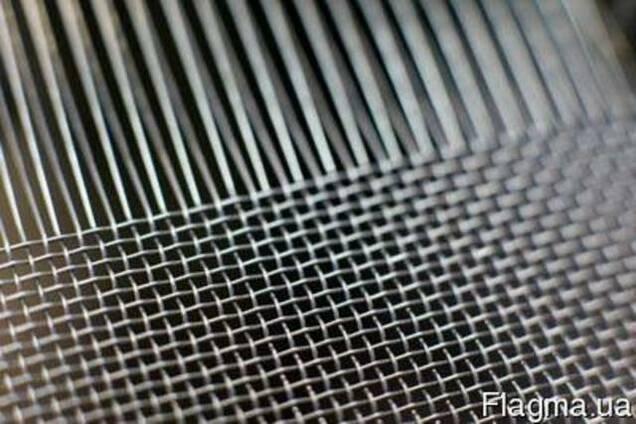 Сетка нержавейка 0,3х0,18 мм тканная ГОСТ 3826-82