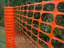 Сетка оранжевая для аварийных ограждений Мастер 90*45мм