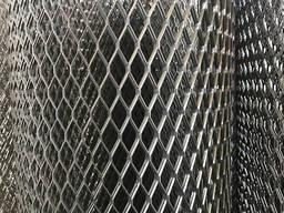 Сетка просечно-вытяжная 25х60мм 0, 5мм оц. 10 кв. м.