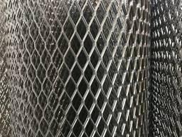 Сетка просечно-вытяжная, оцинкованная с ячейкой ромбом 3. 2×:13, 4 мммм для пчеловодства