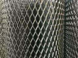 Сетка просечно-вытяжная 3.2х13.4 мм