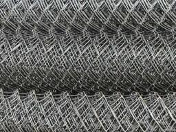 Рабица оцинкованная 60х60х3,0мм h-1,2м