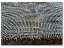 Сетка рабица оцинкованная 50х50 т1,8 рулон 10м доставка