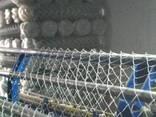 Сетка рабица Виноградный столб проволока - фото 3