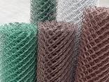 Изготовление сетки рабицы под заказ - фото 1
