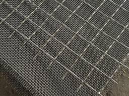 Сетка рифленая, сито для грохота ГОСТ 3306-88 Производство