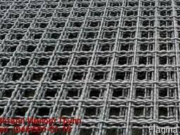 Сетка рифленная размер ячейки 50х50 мм