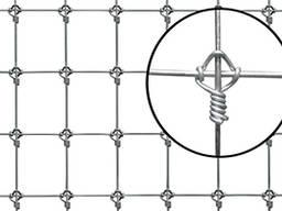 Сетка с фиксированным узлом