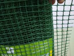 Садовая сетка пластиковая ПВХ 15х15