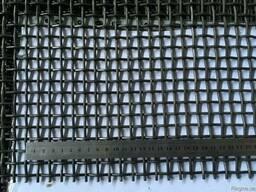Сетка, сито для грохота Р11-3,0 11х11х3,0мм. Ст.55 ГОСТ 3306