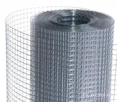 Сетка сварная оцинкованная от 1 метра толщина 5 мм