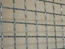 Сетка сварная для клеток 24х24х2,0 оцинкованная в рулоне