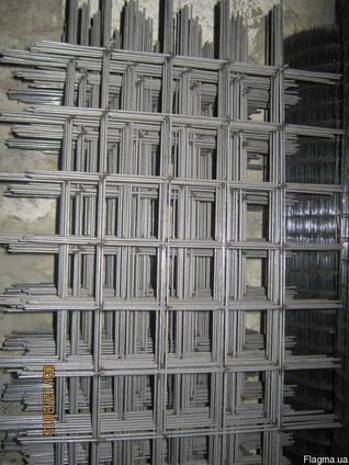 Сетка сварная кладочная 65 х 65 / 3мм (0,5*2)
