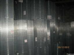 Сетка сварная оцинкованная 12 х 25 / 0,9мм