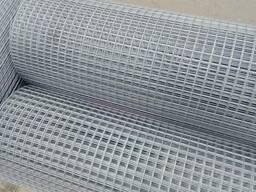 Сетка сварная оцинкованная 50х15х2 мм
