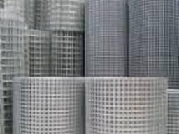 Сетка сварная оцинкованная 50х50х1, 6 мм 1, 0х30 м