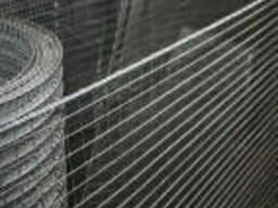 Сетка сварная оцинкованная, сетка для клеток 20х20х1, 6 мм. ..