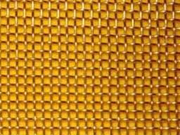 Сетка тканая латунна 1, 25-0, 4
