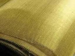 Сетка фильтровая галунного плетения ( низкоуглеродистая ) П