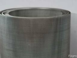 Сетка тканая нержавеющая, сетка фильтровальная ГОСТ 3826-82