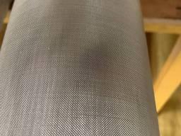 Сетка тканая нержавеющая 0,16х0,12 (1300мм)