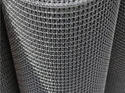 Сетка тканая нержавеющая 0,9х0,32мм 1000мм доставка