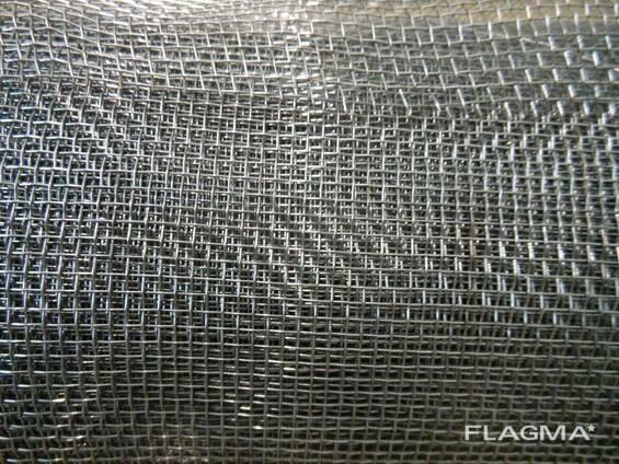 Сетка тканая низкоуглеродистая 20x2