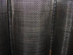 Сетка тканая низкоуглеродистая 1,2-0,4мм