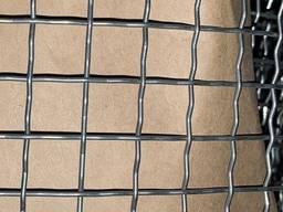 Сетка тканая оцинкованная 10,0-1,0мм