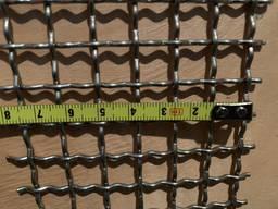 Сетка тканая нержавеющая 20,0-2,0