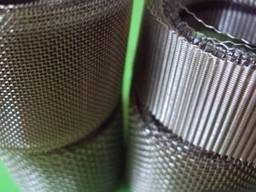 Сетка тканная фильтровальная н/ж С-120