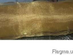 Сетка тканная латунная 0,071х0,071х0,05мм, купить, цена,