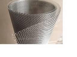Сетка тканная нержавейка 0,16-0,12мм купить, цена