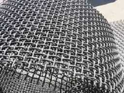 Сетка тканная нержавеющая AISI 304