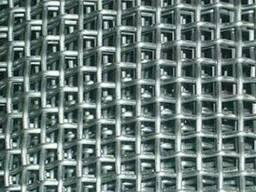 Сетка тканная12Х18Н10Т2,0-D0,5