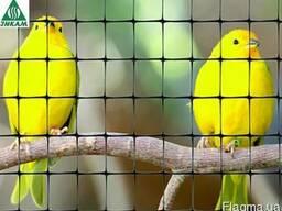 Сетка вольерная Aviary Tenax 1.5х200 м (ячейка 15х18мм)