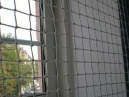 Сетка заградительная ячея 40х40мм
