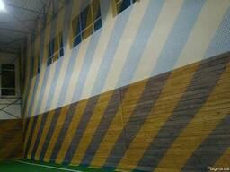 Сетка заградительная ячея 50х50мм, цветная