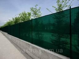 Сетка затеняющая Agreen 85 % с укрепленными краями, ширина 6 м, длина 5 м