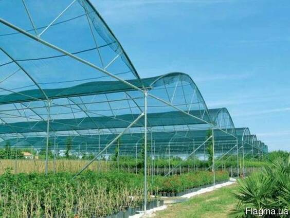 Сетка затеняющая Karatzis зеленая (4х50) 35%