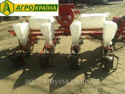 Сеялка 4-х рядная для мини трактора