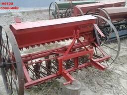 Сеялка б/у 1, 5 м для мини трактора