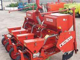 Сеялка для кукурузы фирмы Becker 4-рядная