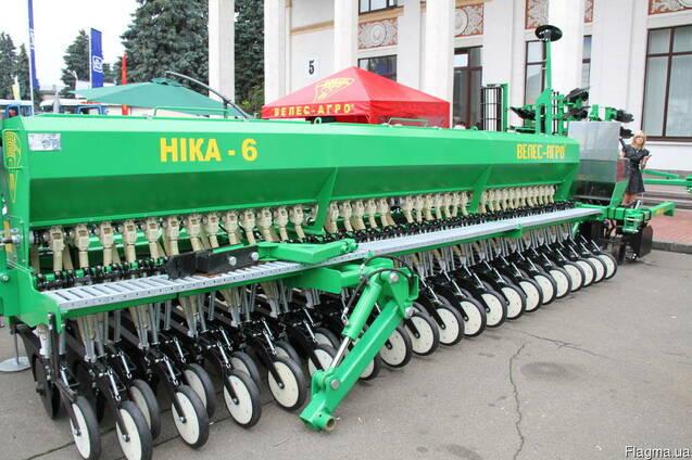 Сеялка механическа зернотуковая СЗМ-6М (7 поколение)