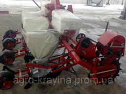 Сеялка пневматическая СУ - 4 для кукурузы, и подсолнечники