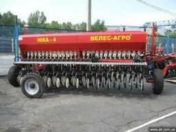 Сеялка зернотукотравяная СЗМ-4 Ника/СЗМ-6 Ника